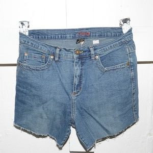 Jag womens cut off shorts size 12 -312-